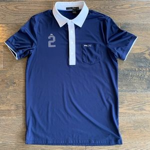 RLX Golf 2014 US Open Pinehurst Polo Size M